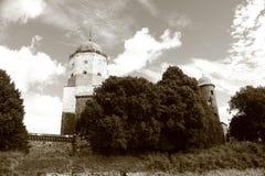 замок старый Стоковая Фотография RF