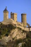 замок старый Стоковые Фото