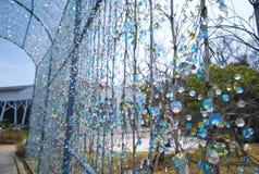 Замок стекла Jeju Стоковое Изображение RF