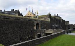 Замок Стерлинга Стоковое Фото