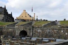 Замок Стерлинга Стоковая Фотография RF