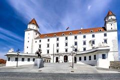 замок Словакия bratislava Стоковые Фото