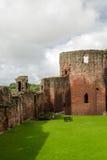 Замок Bothwell в Шотландии стоковые фотографии rf
