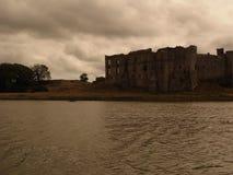 Замок Уэльс Carew стоковые фото