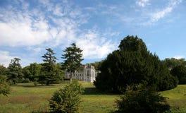 замок Франция Стоковые Изображения