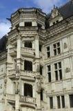 замок Франция blois стоковое изображение