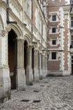 замок Франция blois стоковая фотография rf