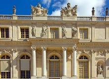 замок Франция versailles Стоковые Фотографии RF