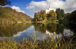 замок Хорватия старая Стоковые Фотографии RF