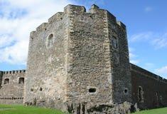 Замок черноты Стоковые Изображения