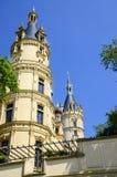 Замок Шверина Стоковое Изображение