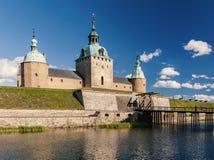 Замок Швеция Kalmar Стоковая Фотография RF
