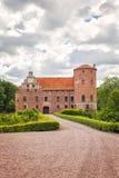 Замок Швеция Torup Стоковые Фото
