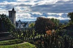 Замок Шотландия Стерлинга Стоковые Фото