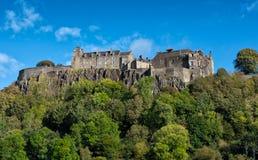 Замок Шотландия Стерлинга Стоковое Изображение