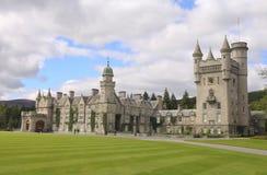 замок Шотландия balmoral Стоковое Изображение RF