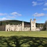 Замок Шотландия Balmoral Стоковые Изображения