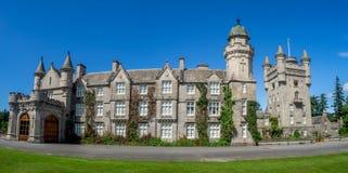 замок Шотландия balmoral Стоковые Изображения RF