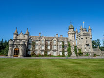 замок Шотландия balmoral Стоковые Фото