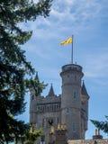 замок Шотландия balmoral Стоковая Фотография RF