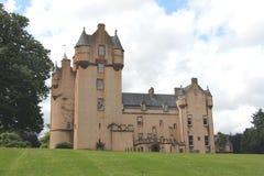 Замок Шотландия Fyvie Стоковая Фотография