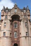 Замок Шотландия Fyvie Стоковое фото RF
