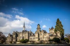 Замок льва Стоковое Фото