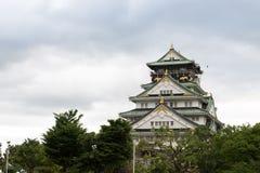 Замок япония Осака Стоковая Фотография RF