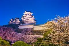 Замок Япония Himeji Стоковое Изображение
