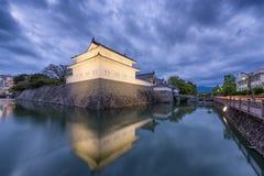 Замок Япония Sunpu Стоковые Фотографии RF