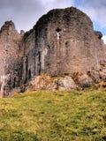 замок 02 carreg cennen Стоковые Изображения RF