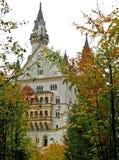 Замок 04 Neuschwanstein Стоковое фото RF