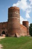 замок 2 средневековый Стоковое фото RF