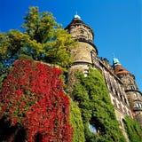 замок Стоковая Фотография