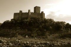 замок Стоковые Изображения RF