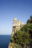 замок Стоковое Изображение RF