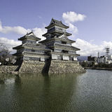 Замок -3 Matsumoto Стоковые Фото
