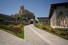 Замок Akhaltsikhe или крепость Рабат, Georgia Стоковая Фотография