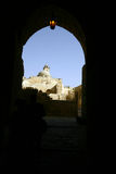 замок aleppo стоковое фото rf