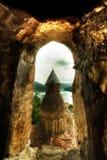 замок ananuri Стоковые Изображения RF