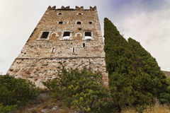 замок arco стоковое фото