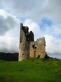 Замок Ardvreck (Шотландия) Стоковые Изображения