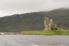 Замок Ardvreck Стоковое Изображение RF