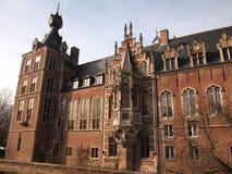 Замок Arenberg (лёвен, Бельгия) Стоковая Фотография
