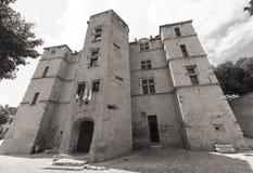 Замок-Arnoux Стоковая Фотография
