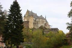 Замок Arzfeld Стоковое Изображение