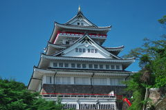 Замок Atami Стоковая Фотография RF