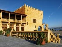 замок baiona Стоковые Фото