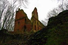 Замок Balga Стоковое фото RF