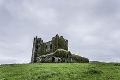 Замок Ballycarbery, Керри графства, Ирландия Стоковые Фотографии RF